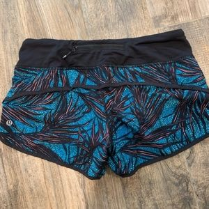 Lululemon Speed Shorts 6